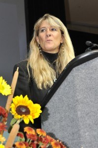 Carol Craig at Society of Women Engineers 2008